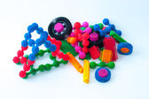 Toy colorful — Stock Photo