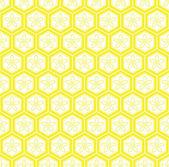 Japanese geometric seamless pattern — Vettoriale Stock