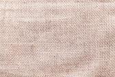 Burlap sack background — Stock Photo