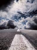 Perilous journey — Stock Photo
