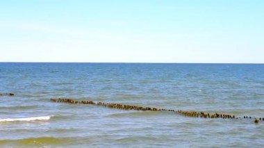 Baltic sea — Stock Video