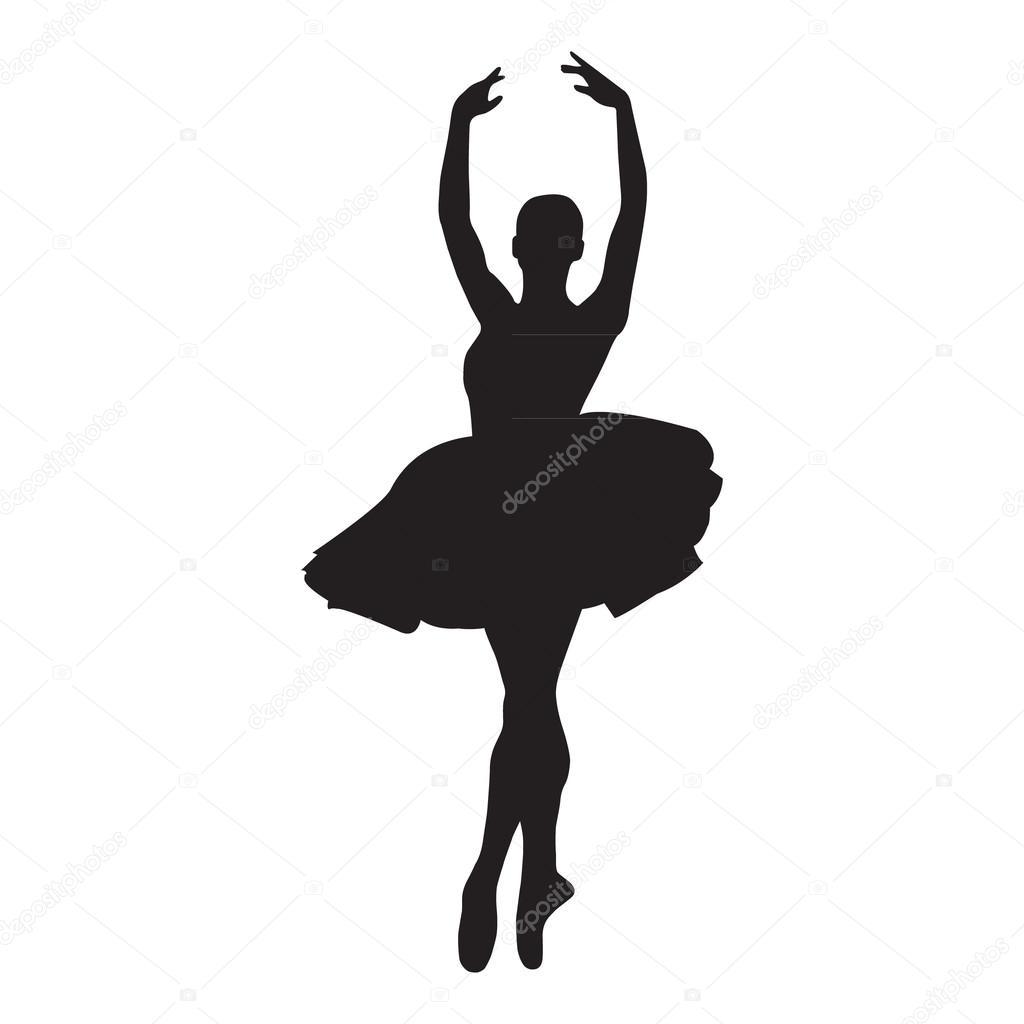 Панно балерина своими руками шаблон