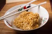 Instant noodles — Stock Photo