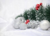 Merry Christmas and Happy New Year — Stock Photo