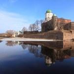 Vyborg Castle — Stock Photo #74560029