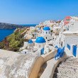 Morning on the island of Santorini — Stock Photo #75058239