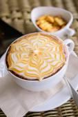 Coffee Mocha hot — Stock Photo