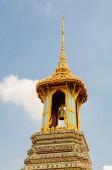 Wat Phra Kaew in Bangkok beautiful in Thailand. — Foto de Stock
