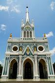 Tayland güzel kilise — Stok fotoğraf