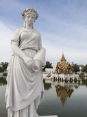 Royal Summer Bang Pa-In Palace near Bangkok, Ayutthaya province, Thailand. — Stock Photo