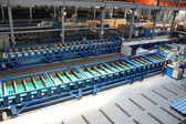 Decking factory — Stock Photo