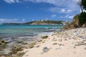 Anguilla ö — Stockfoto