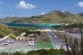 St. Barth Island, French West Indies, Caribbean sea — Stock Photo