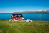 Hvalfjordur, Iceland — Stock Photo