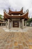 Temple Lang courtyard, VietNam 2015 — Stock Photo