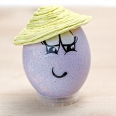 Happy Easter egg — Stock Photo