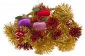 Xmas-tree decoration — Stock Photo