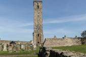 St Andrews cathedral, Fife, Scotland — Stock Photo
