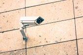 Security camera close up — Stock Photo