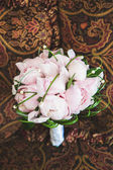 Wedding bridal bouquet — Stock Photo