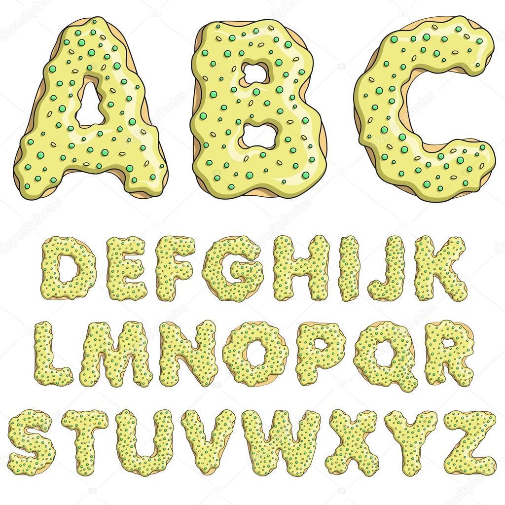 Как скопировать буквы с
