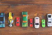 Model cars — Stock Photo