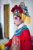 Sichuan Opera - Chongzhou — Stock Photo