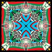 Tribal,ethnic pattern, — Stock Vector