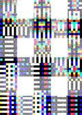 Cyfrowy, bezszwowe wzór — Zdjęcie stockowe