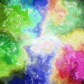Abstract rainbow colored stained background — Stock Photo