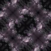 Seamless fractal background in violet spectrum — Stock Photo