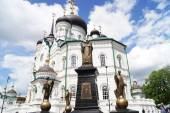 Annunciation Cathedral in Voronezh — 图库照片