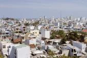 Krajobrazu miejskiego miasta Nha Trang. Wietnam — Zdjęcie stockowe
