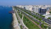 Promenade (molos)  puplic place limassol Cyprus — Stock Photo