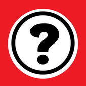 Question vector icon — Stock Vector