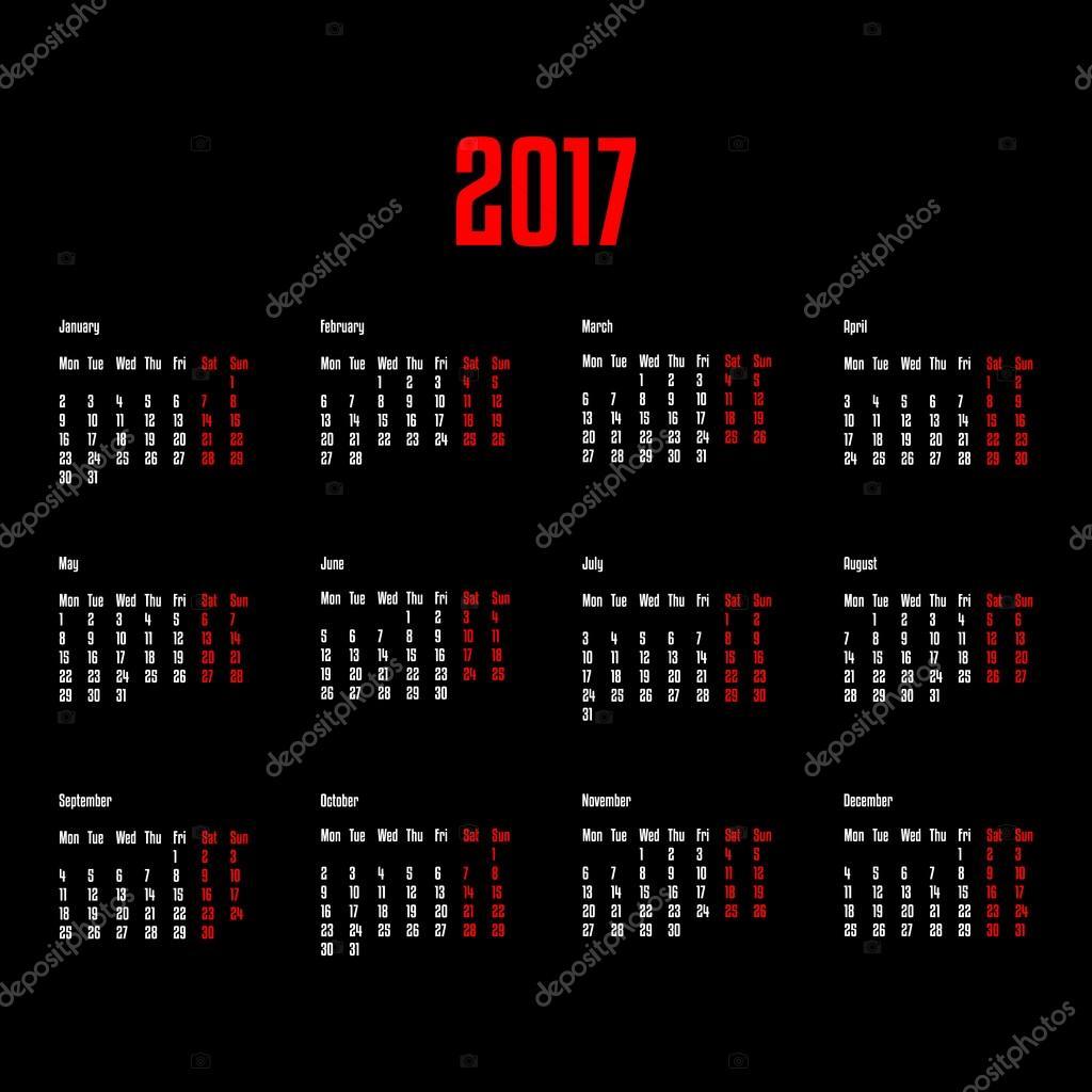 Kalender 2016 dansk calendar template 2016 gallery