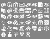 Zestaw ikon biznesowych — Wektor stockowy
