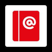 Icona del email — Foto Stock