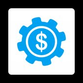 Payment options icon — Stock Photo