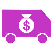 Collector Car Icon from Commerce Set — Stock Photo
