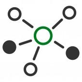 Relations icon — Stock Photo