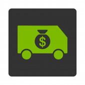 Collector Car Icon — Stock Photo