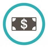 Banknote icon — Stock Vector