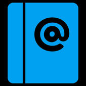 Emails icon — Stock Photo
