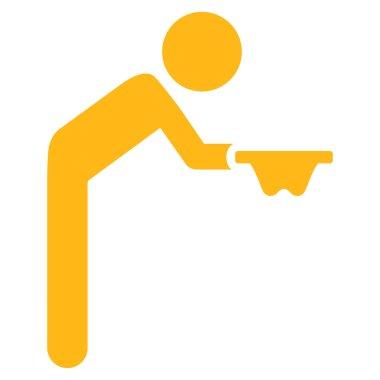 Person Beggar Icon
