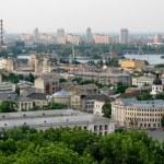 Kyiv panorama — Stock Photo #79773258