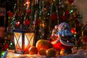 Christmas and New Years — Stock Photo