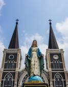 Church Holy Mary — Stock Photo