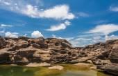 The amazing greatest islet-Sampanbok — Stock Photo