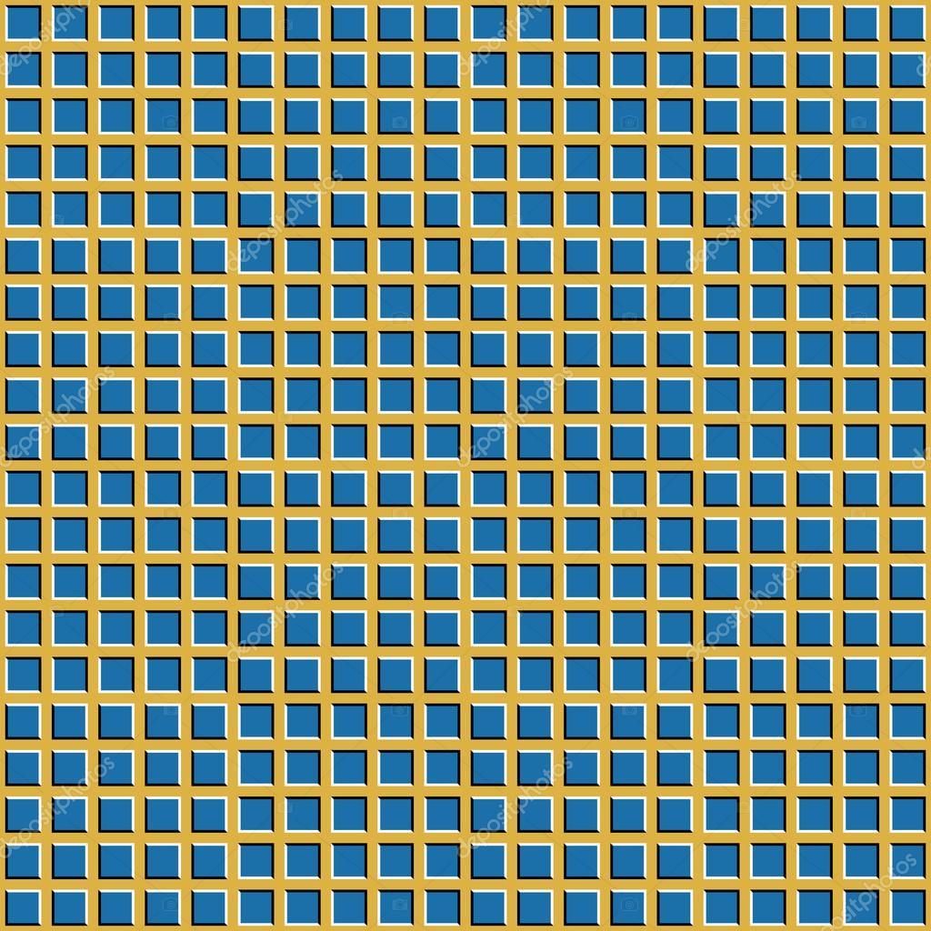 Fond quadrill avec illusion d 39 optique du mouvement - Imagenes con trucos opticos ...